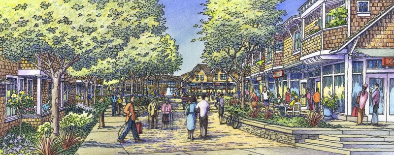 Another downtown rendering